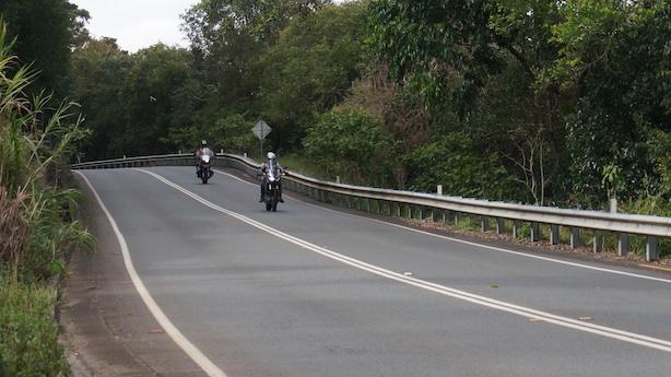 Sunshine Coast TT challenges entrapment
