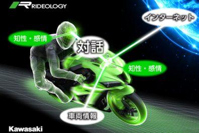 Kawasaki Rideology will talk with riders