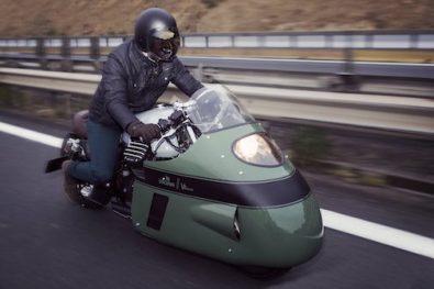 Moto Guzzi V8 Vanguard