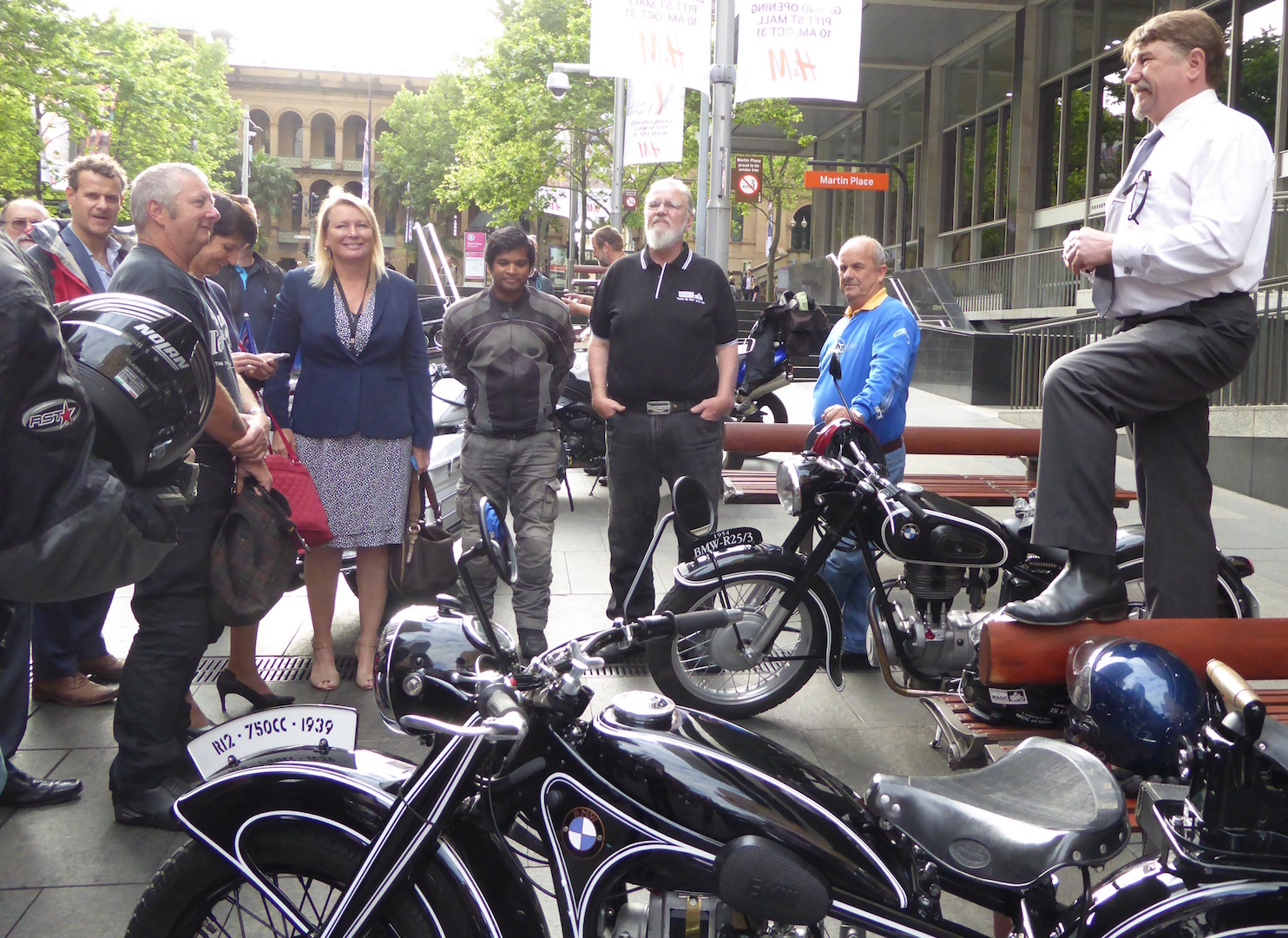 NSW Motorcycle Awareness Month