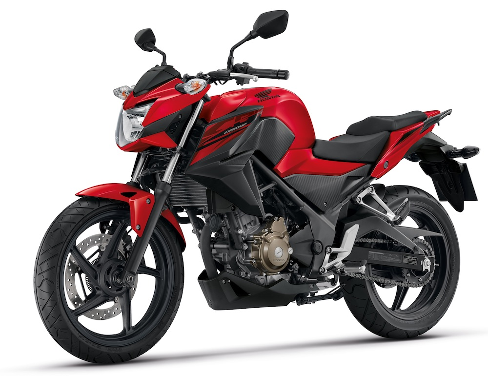 Review: 2014 Honda CBR300R & CB300F - Bike Review