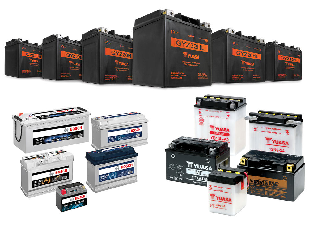How to maintain a bike battery properly - Motorbike Writer