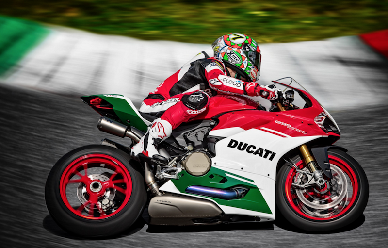 Meet The Final 1299 Ducati Panigale Motorbike Writer