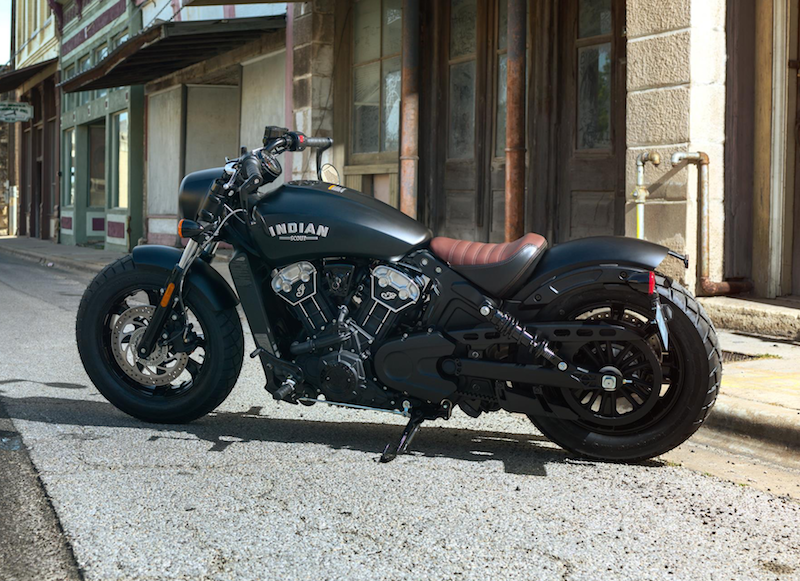 Indian motorcycle unveils Scout Bobber - Motorbike Writer