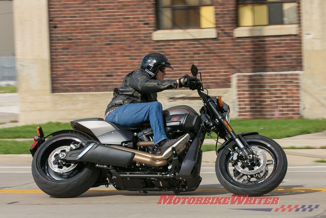New and deleted Harley-Davidson 2021 models - Motorbike Writer