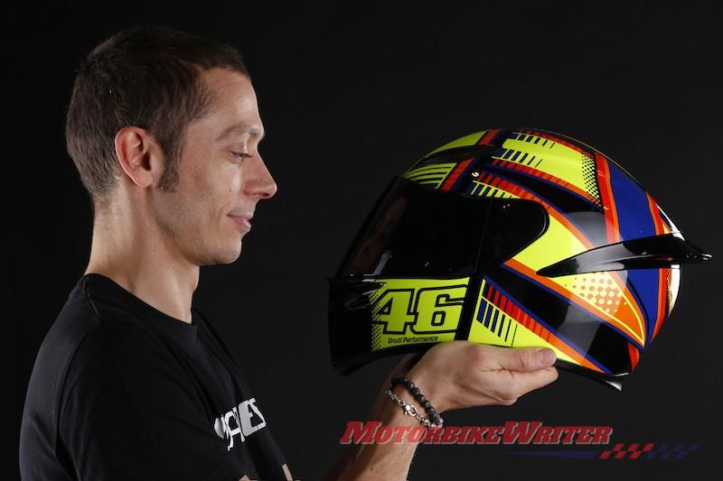 ML K1 Mono Helmet Size 200281O4I000308 AGV