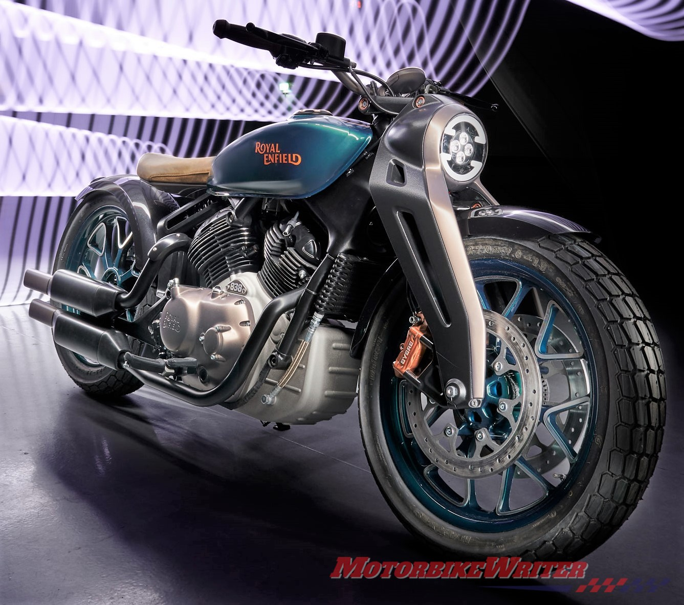 Will Royal Enfield Bobber Be A Meteor Motorbike Writer