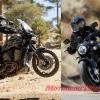 Nền tảng Harley Revolution Max bao gồm Pan America và Bronx Streetfighter