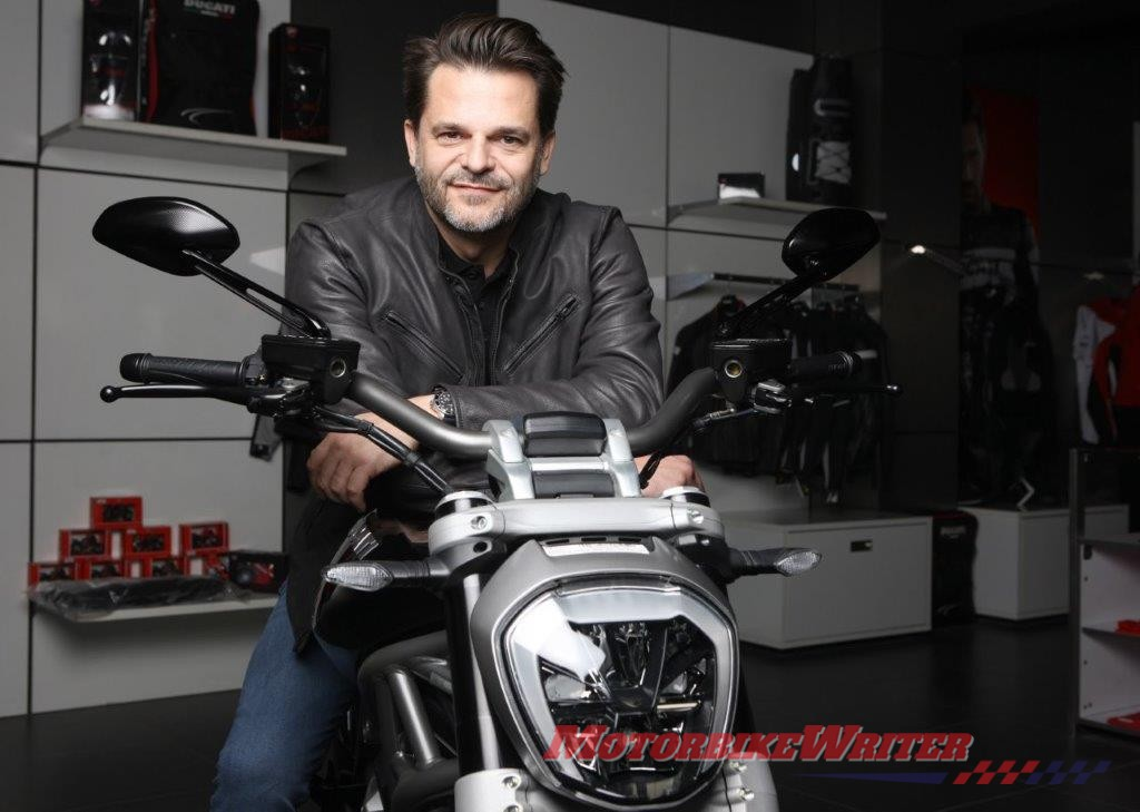 Sergi Canovas on Ducati XDiavel benefits to customers