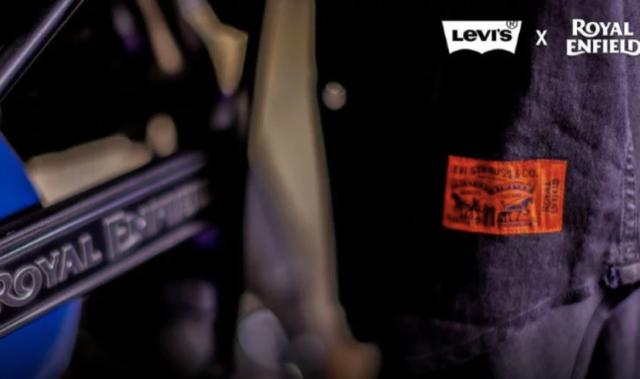 Levi's & Royal Enfield