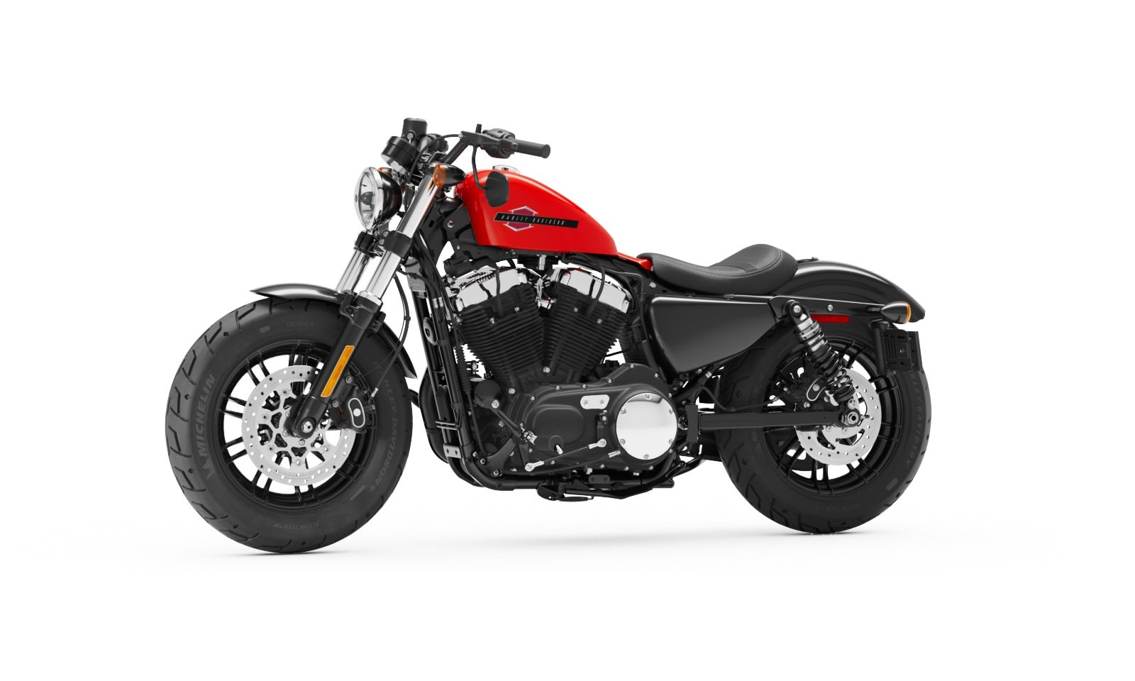 2020 Harley-Davidson Forty Eight Side View