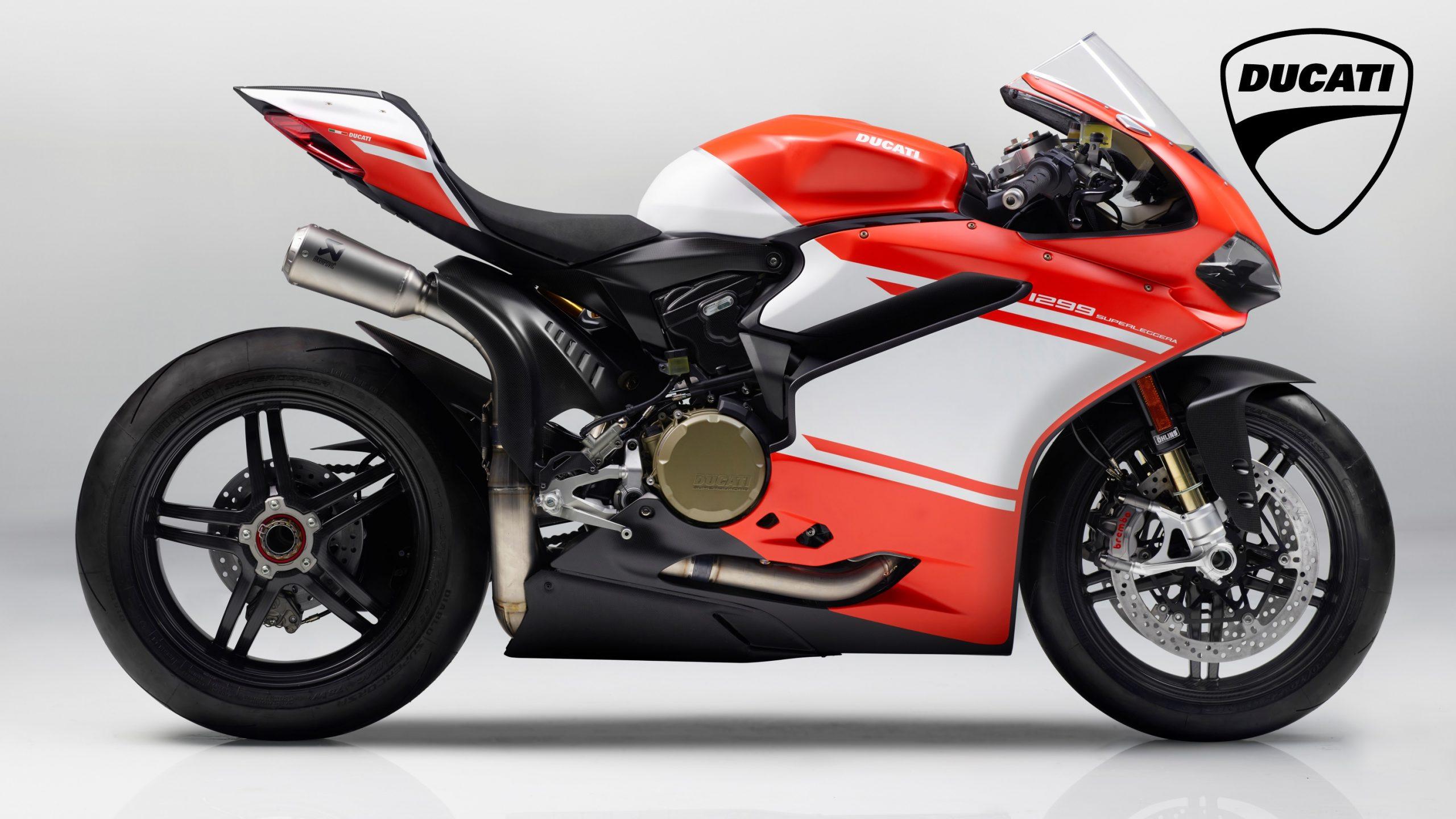 2017 Ducati 1299 Superleggera Side View