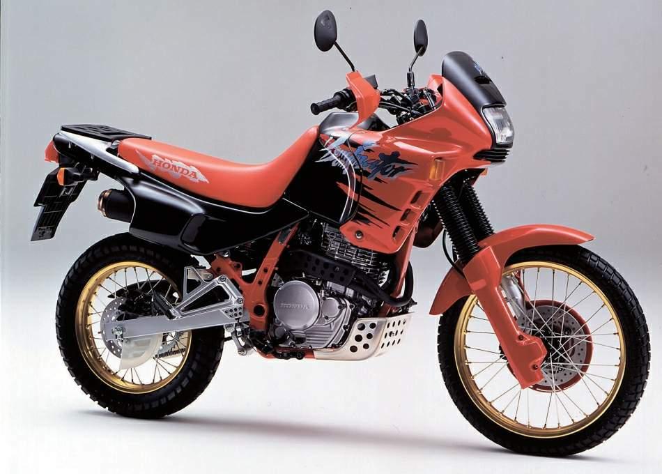 1993 Honda NX 650 Dominator nhìn bên