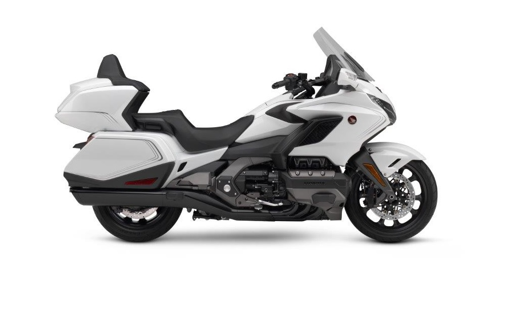 2020 Honda Gold Wing Tour Side View