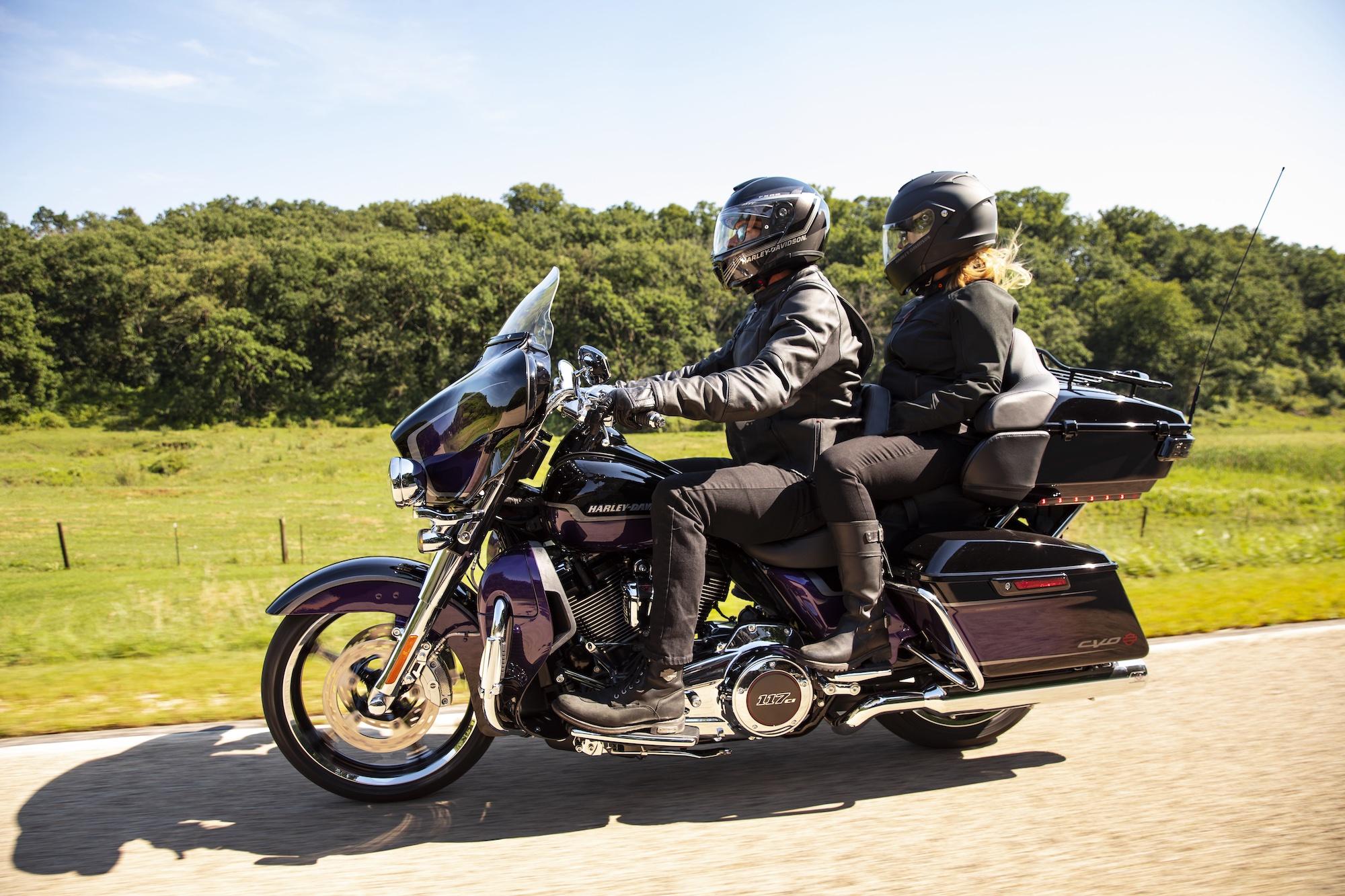 Harley-Davidson CVO Ultra Ltd