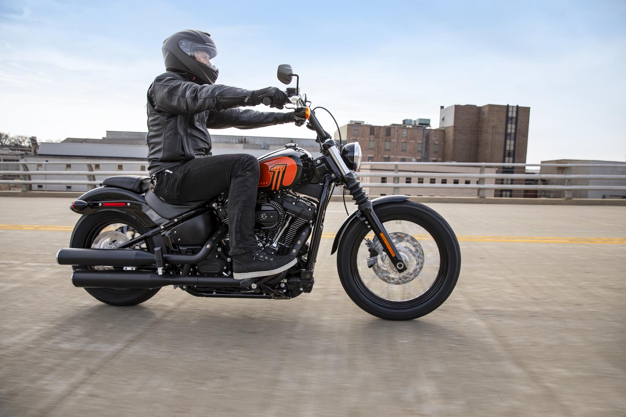 Harley-Davidson Street Bob S