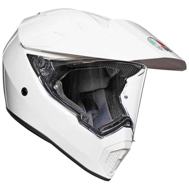 The AGV AX-9 Helmet.