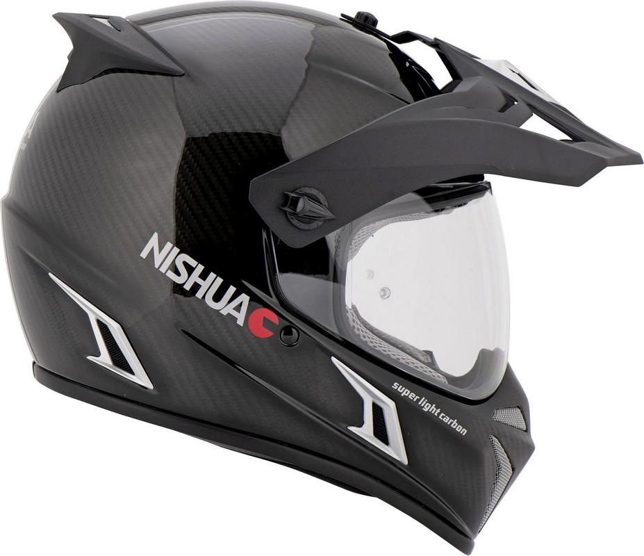 Nishua Enduro Carbon helmet