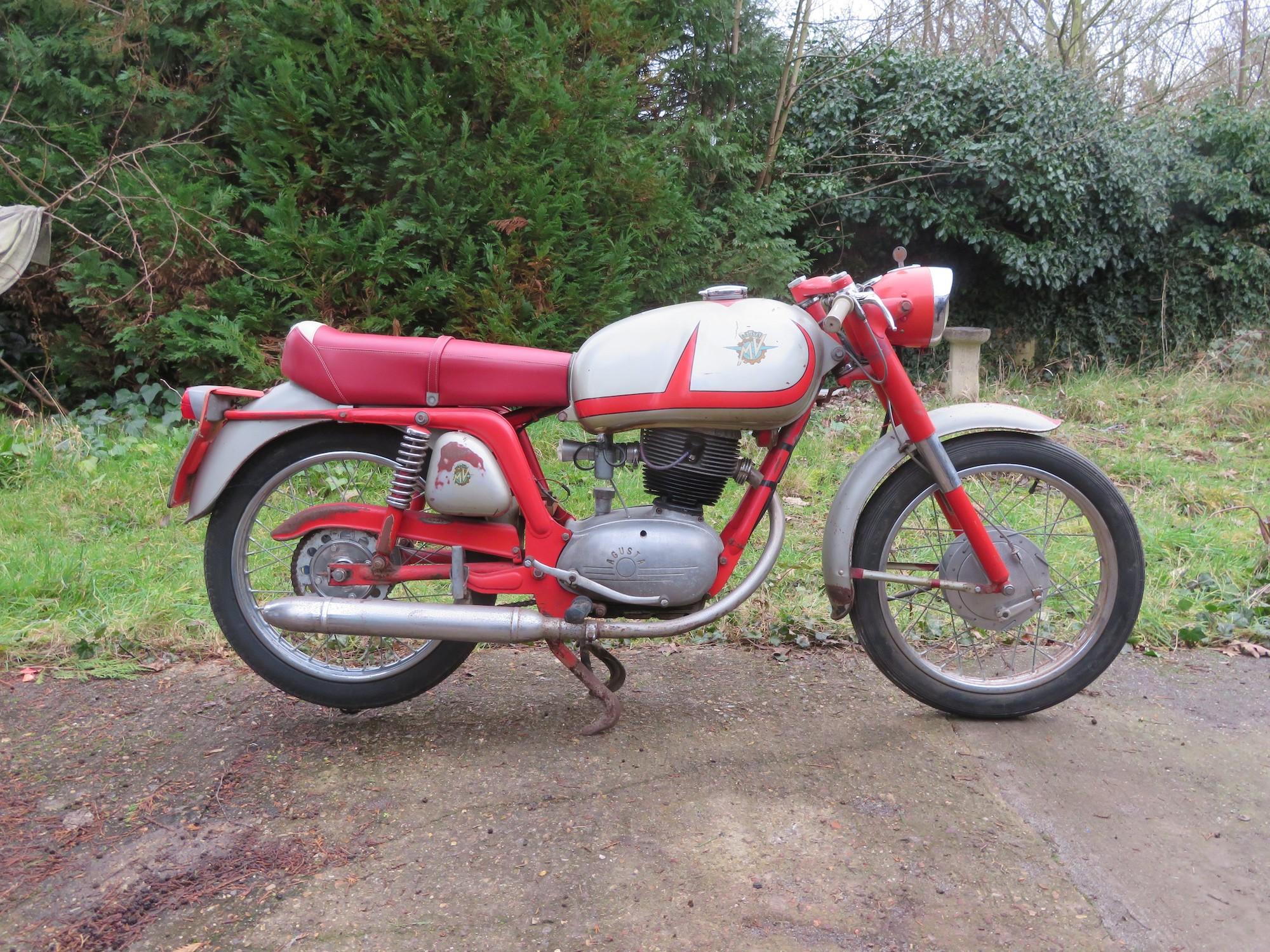 1966 MV Agusta 150cc Rapido Sport