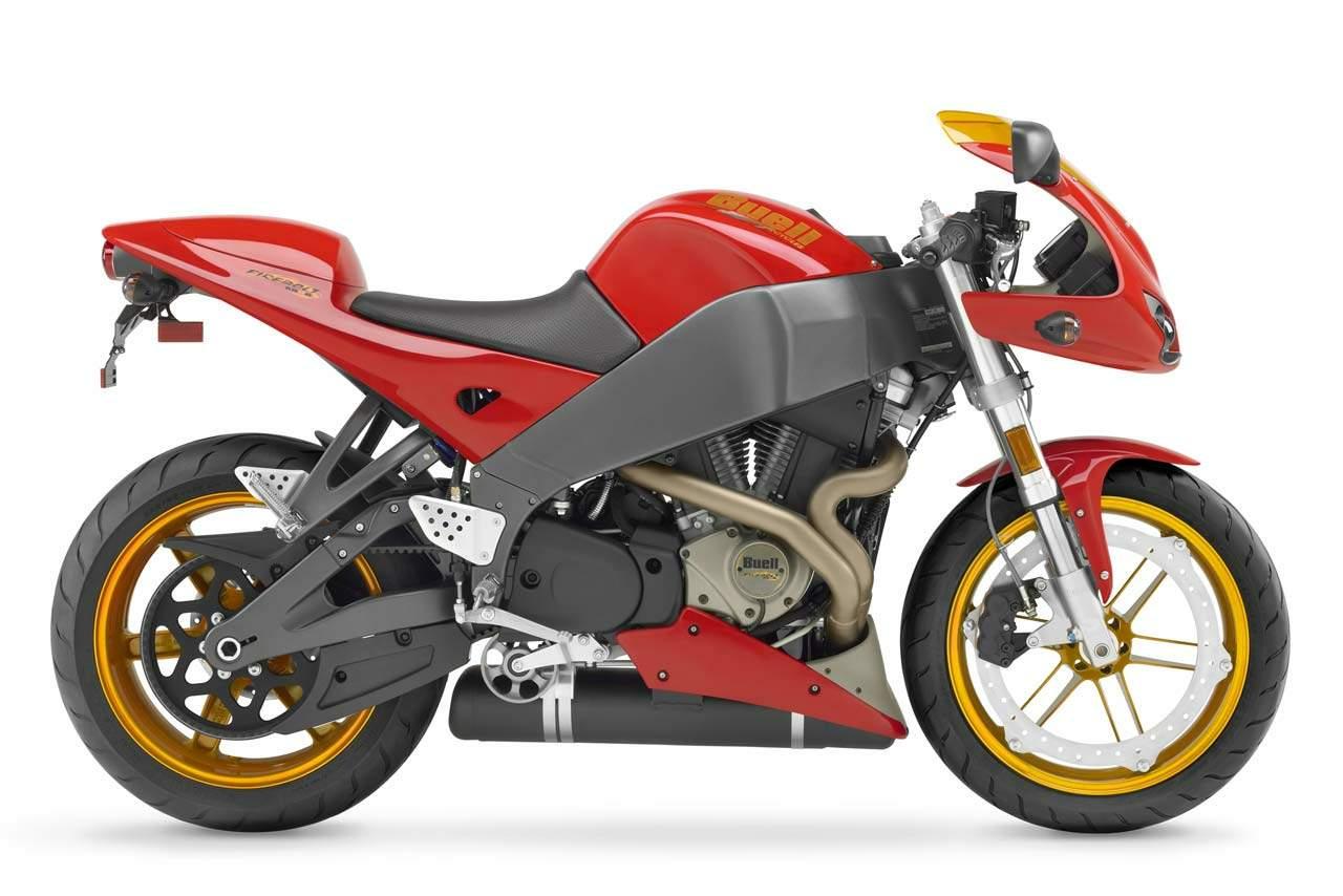 Buell XB12R Firebolt Side View
