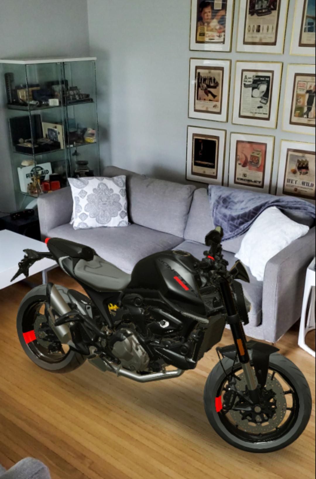 Ducati Hosting Photo Contest: Winner Will Get a Free Ducati