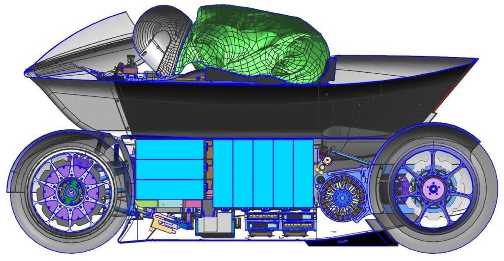 preliminary technical image for WMC's 250EV