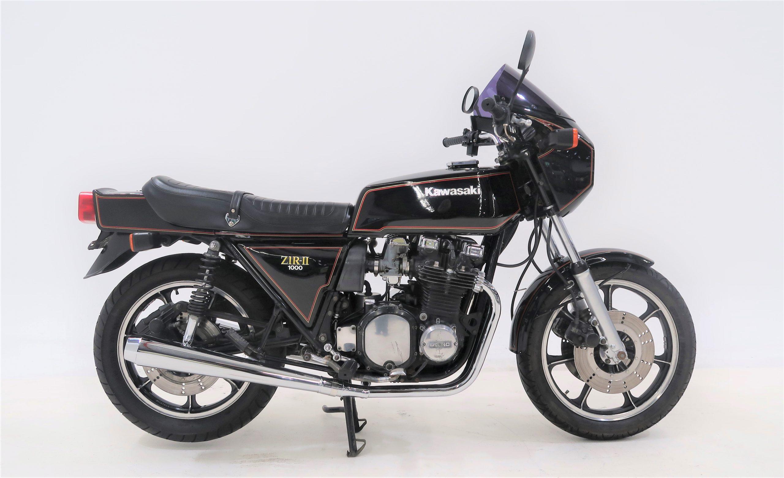 1979 Kawasaki Z1R MkII D3 1000cc