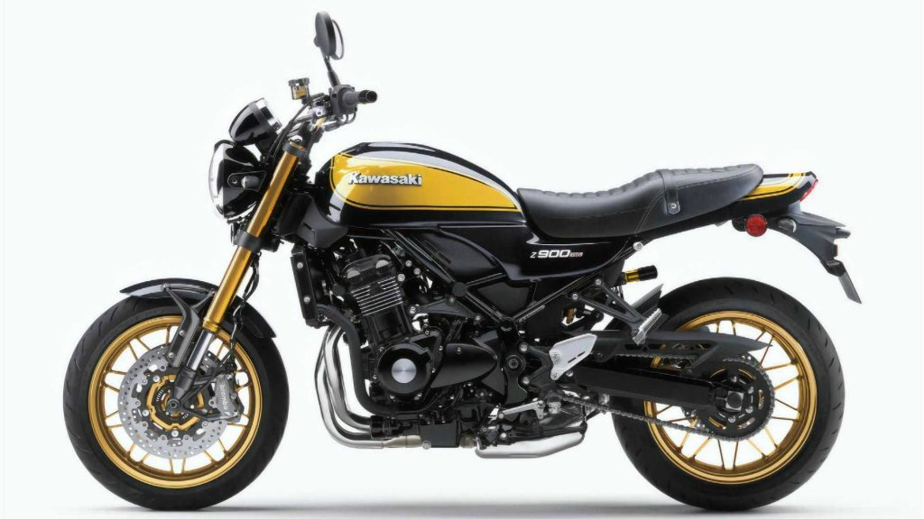 A side profile of the all-new Z9000RS SE