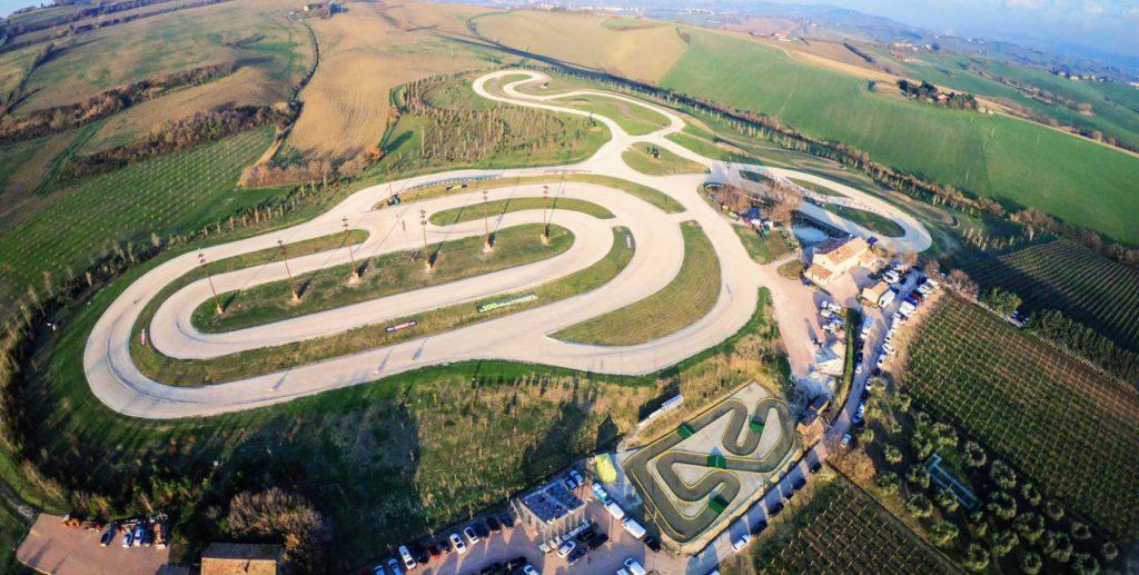 Valentino Rossi's VR46 Ranch in Italy