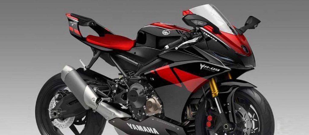 A fan-based rendering of what could be the Yamaha R9