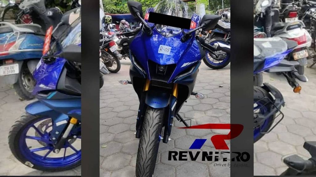 A view of the new R15 3.0 coming out September 21