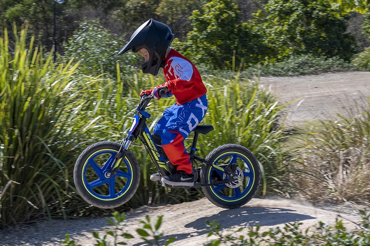 Sherco EB16 Factory electric balance bike