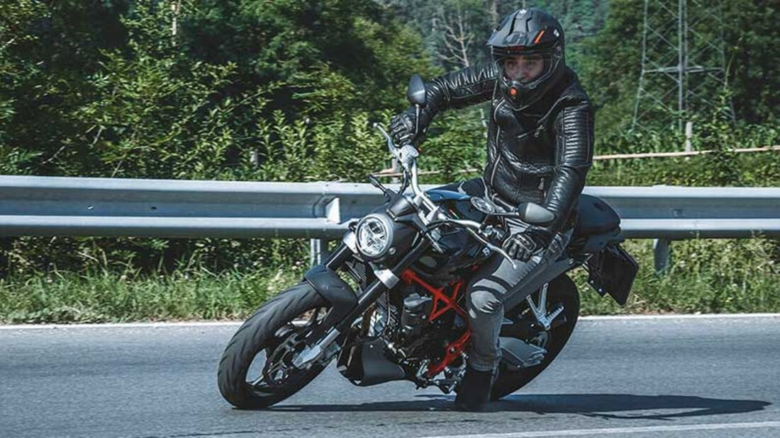2022 SWM 125cc Line-Up Gets ABS and Euro5 Compliant Engines