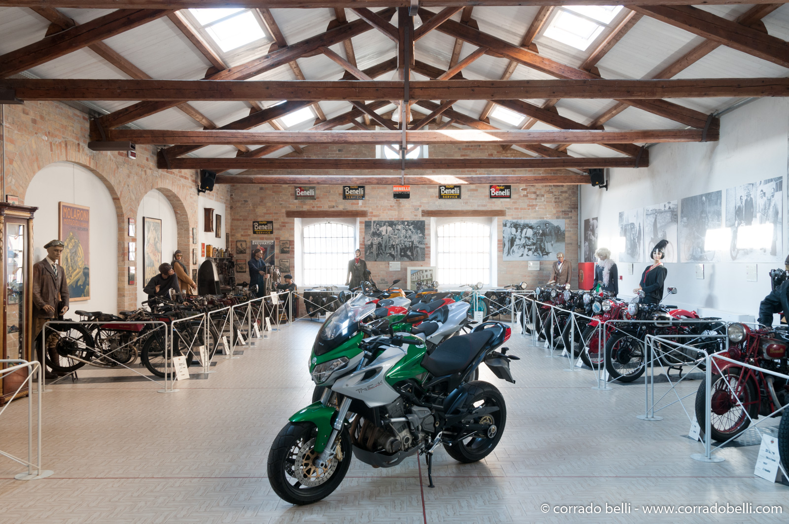 Italy's Ministry Of Culture Funds To Invest €2M In National Motorcycle Museum