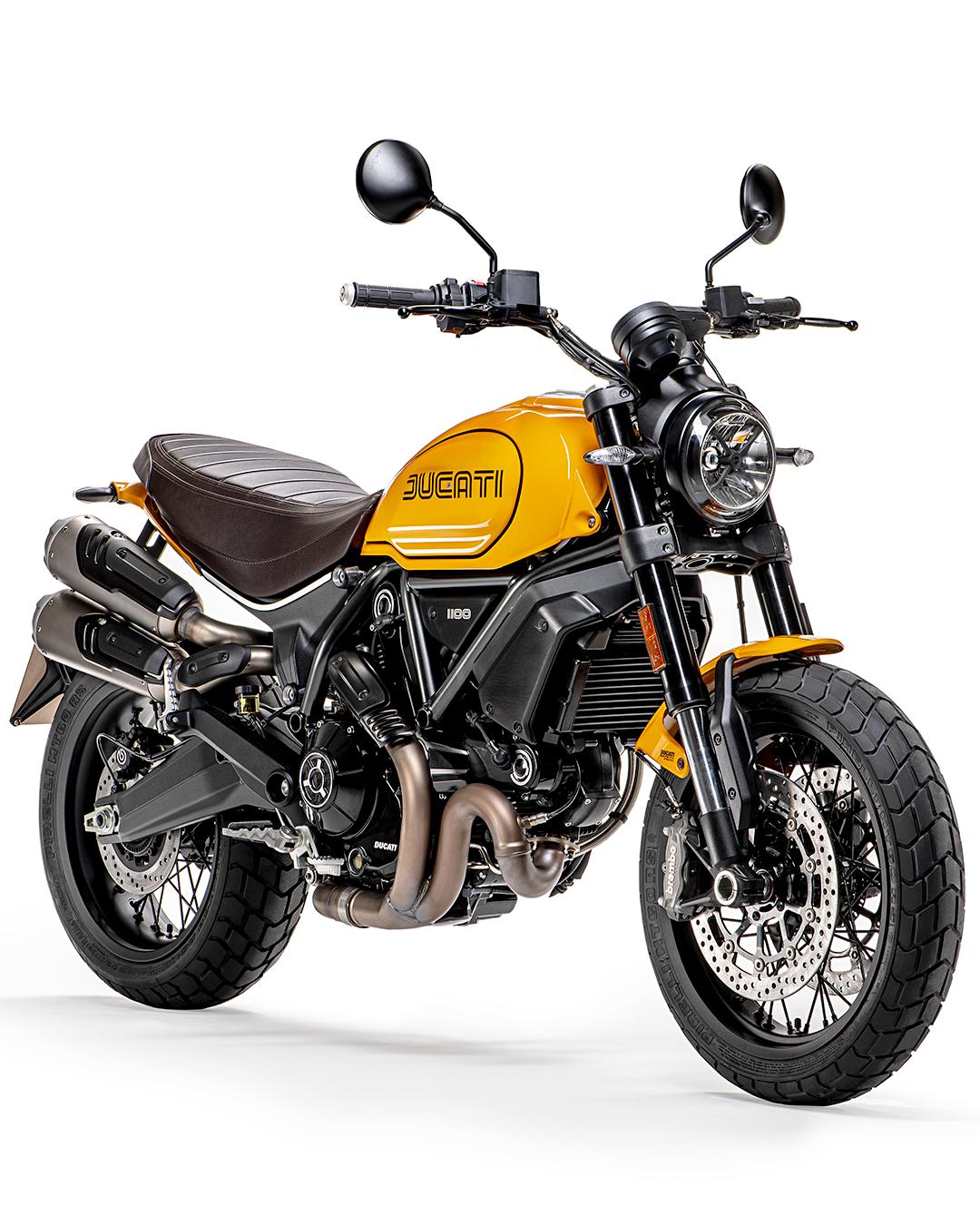Ducati adds two new Scrambler models